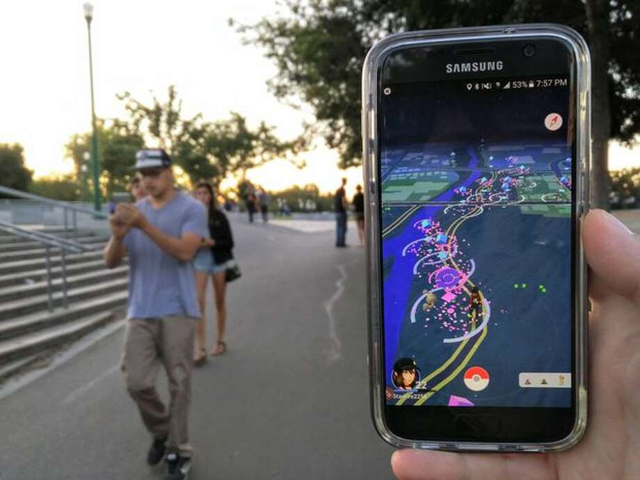 """In 2016, """"Pokémon Go"""" became a veritable cultural phenomenon, getting people all over the world to leave their homes and join a global Pokémon journey.Now its developer, Niantic, is looking to repeat the magic trick with """"Harry Potter: Wizards Unite,"""" a long-promised and long-teased game for iPhone and Android that brings players into JK Rowling's Wizarding World, developed in conjunction with WB Games and its Portkey Games label. Photo: Photo By Sean Hollister/CNET"""