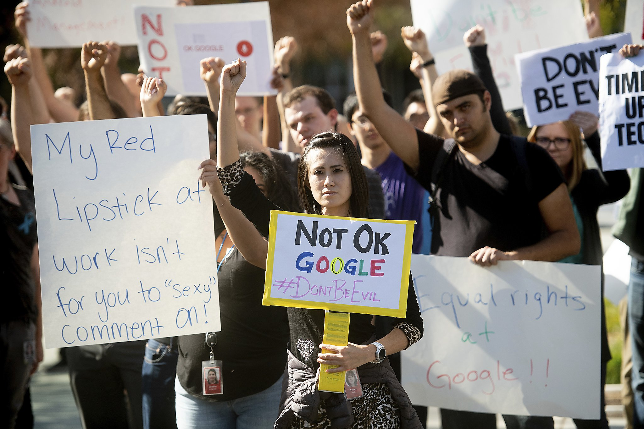 www.sfchronicle.com: Tech unions in Silicon Valley have been rare. Here's why that's changing