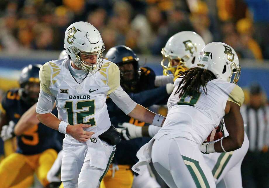 College Football Preview Oklahoma State At Baylor Houston