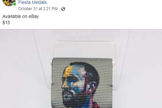 Gracias Manu medal $15 on eBay