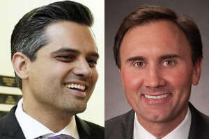 TEXAS HOUSE DISTRICT 22    Democratic challenger Sri Kulkarni and incumbent Republican Rep. Pete Olson, with distant independent Kellen Sweny, raised a total of $2.7 million and spent $2.6 million as of Nov. 1,  according to ProPublica .    Olson  raised $1.5 million and spent $1.7 million.    Kulkarni  raised $1.2 million and spent $893,375.
