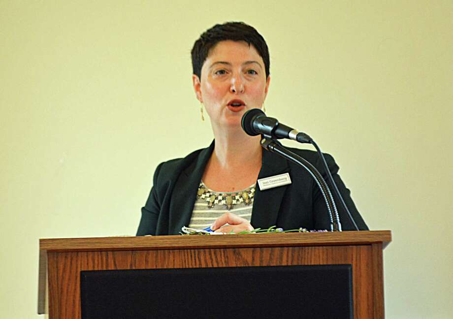 Izzi Greenberg is executive director of the Middlesex Coalition for Children. Photo: File Photo