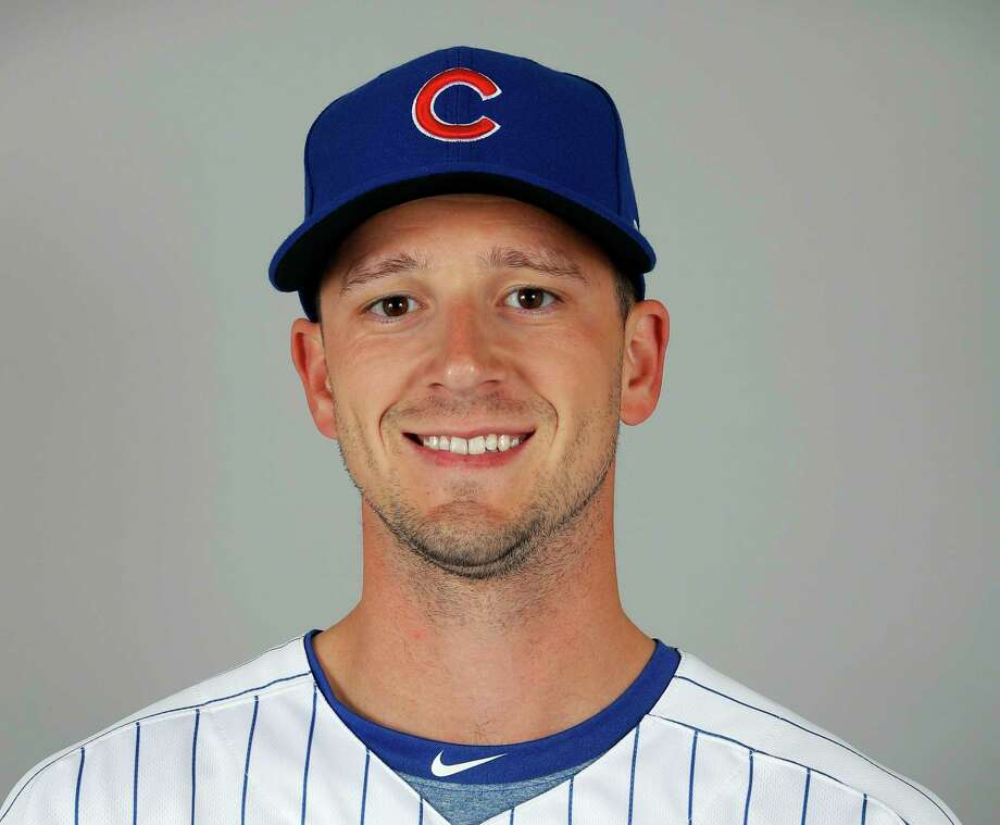 FILE - This is a 2018 file photo of Drew Smyly of the Chicago Cubs baseball team. The Cubs traded Smyly and a player to be named later to the Texas Rangers on Friday, Nov. 2, 2018. Photo: Charlie Neibergall, AP / MLBPV AP