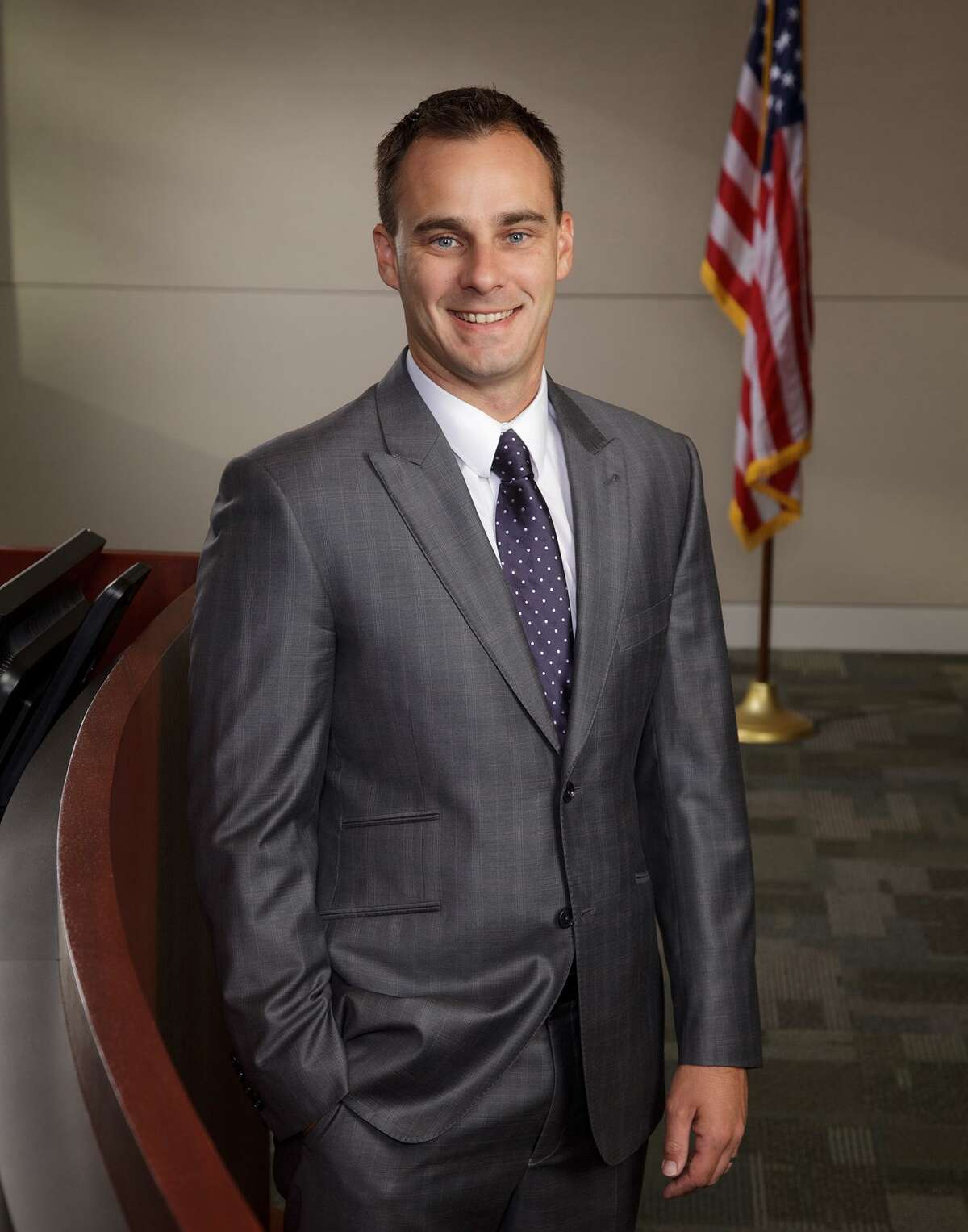 Kyle Scott, who served one term on the Lone Star College board of trustees, attended LSC when it was called North Harris County College, and later studied at The University of Texas in Austin and the University of Houston before teaching government classes at several different universities.
