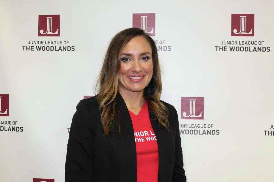 Jen Colerick is the 2018-19 President of Junior League of The Woodlands. Photo: Jane Stueckemann / Jane Stueckemann