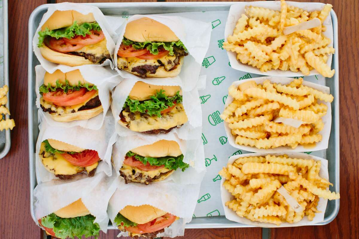 Shake Shack6205 Kirby5015 WestheimerMega burger chainShake Shackis giving away a complimentary order of crinkle-cut fries with any purchase. Skip the lines and order ahead on your app. Enter your order and type in the code