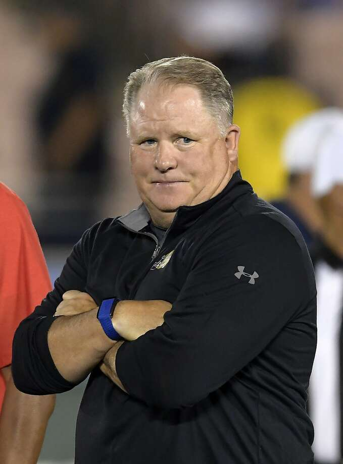 Chip Kelly coached Oregon from 2009-2012. Photo: Mark J. Terrill / Associated Press