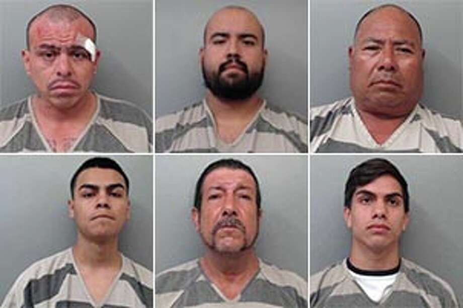 Keep scrolling to see the most notable arrests in Laredo during October.  Photo: Webb County Sheriff's Office