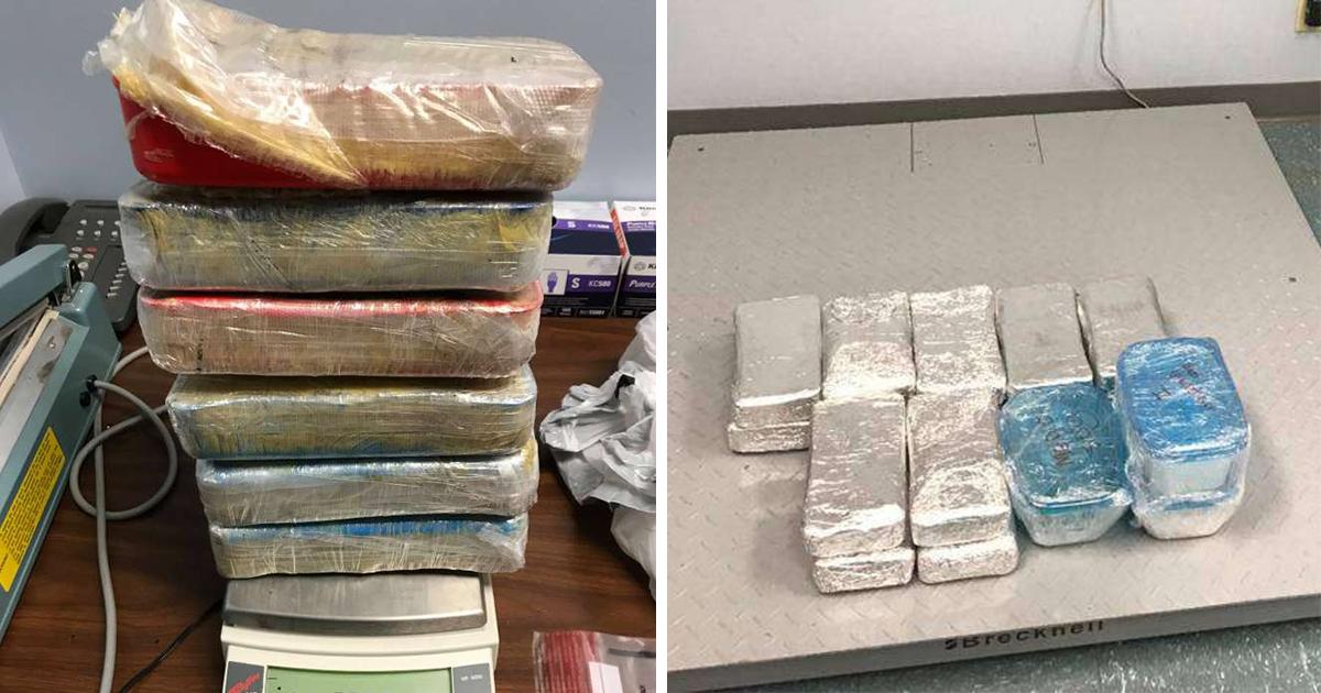 BCSO, DEA make million dollar drug bust in San Antonio - San Antonio