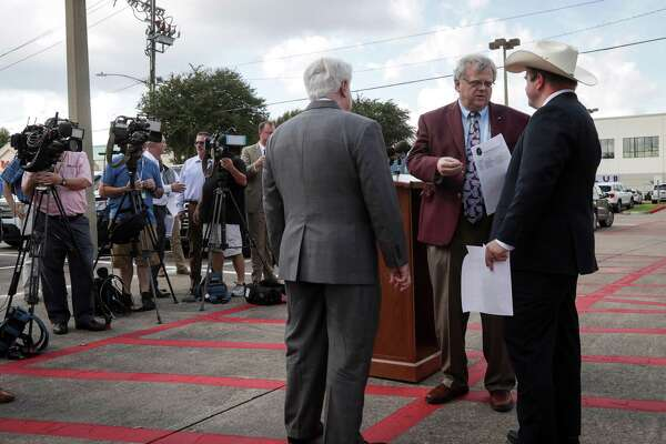 Bettencourt Asks Texas Secretary Of State To Investigate Voter