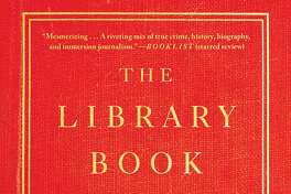 """""""The Library Book"""" by Susan Orlean (Simon & Schuster)"""