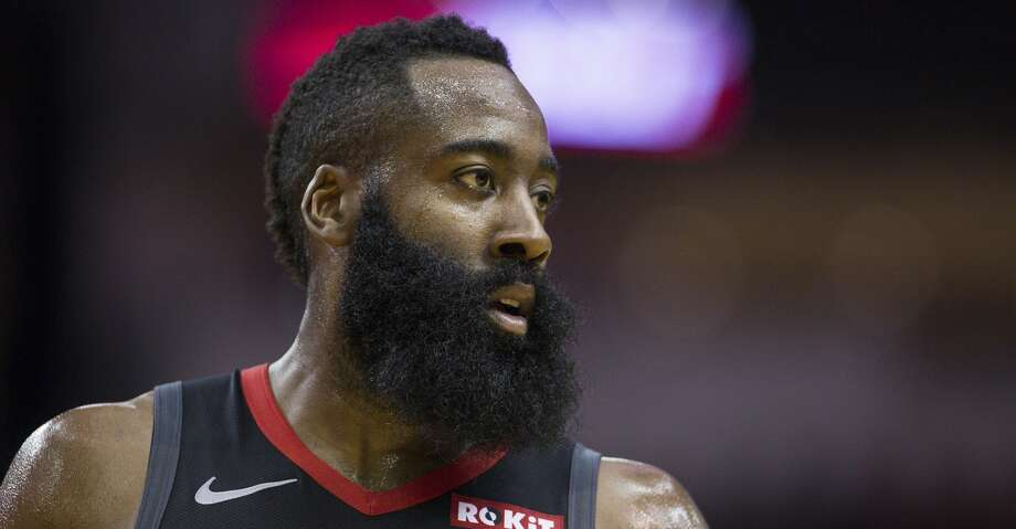 PHOTOS: Rockets game-by-game Houston Rockets guard James Harden (13) reacts to a call during the first half of an NBA basketball game between the Houston Rockets and Utah Jazz, Wednesday, Oct. 24, 2018 in Houston. Browse through the photos to see how the Rockets have fared in each game this season. Photo: Mark Mulligan/Staff Photographer