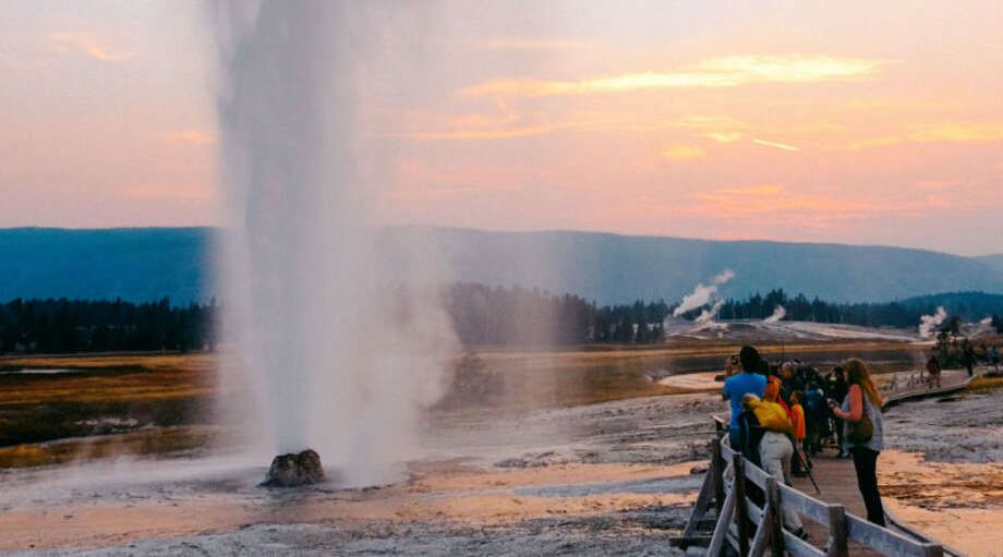 The National Park On March 1, 1872, President Ulysses. S. Grant established Yellowstone as America's first national park—3,472 square miles of geysers, hot springs, waterfalls, elk, bison, and bears.  Today the National Park System comprises 60 wonders, 40 of them in the West. Photo: Thomas J. Story / Thomas J Story