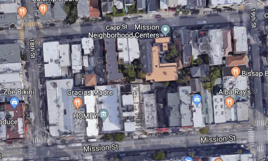 SF streets with the most illegal dumping service calls to Recology (Oct.2017 -Sept. 2018)