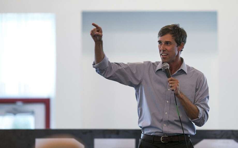 Former Congressman Beto O'Rourke has announced that he is running for president. Photo: Josie Norris, Staff / San Antonio Express-News / © San Antonio Express-News