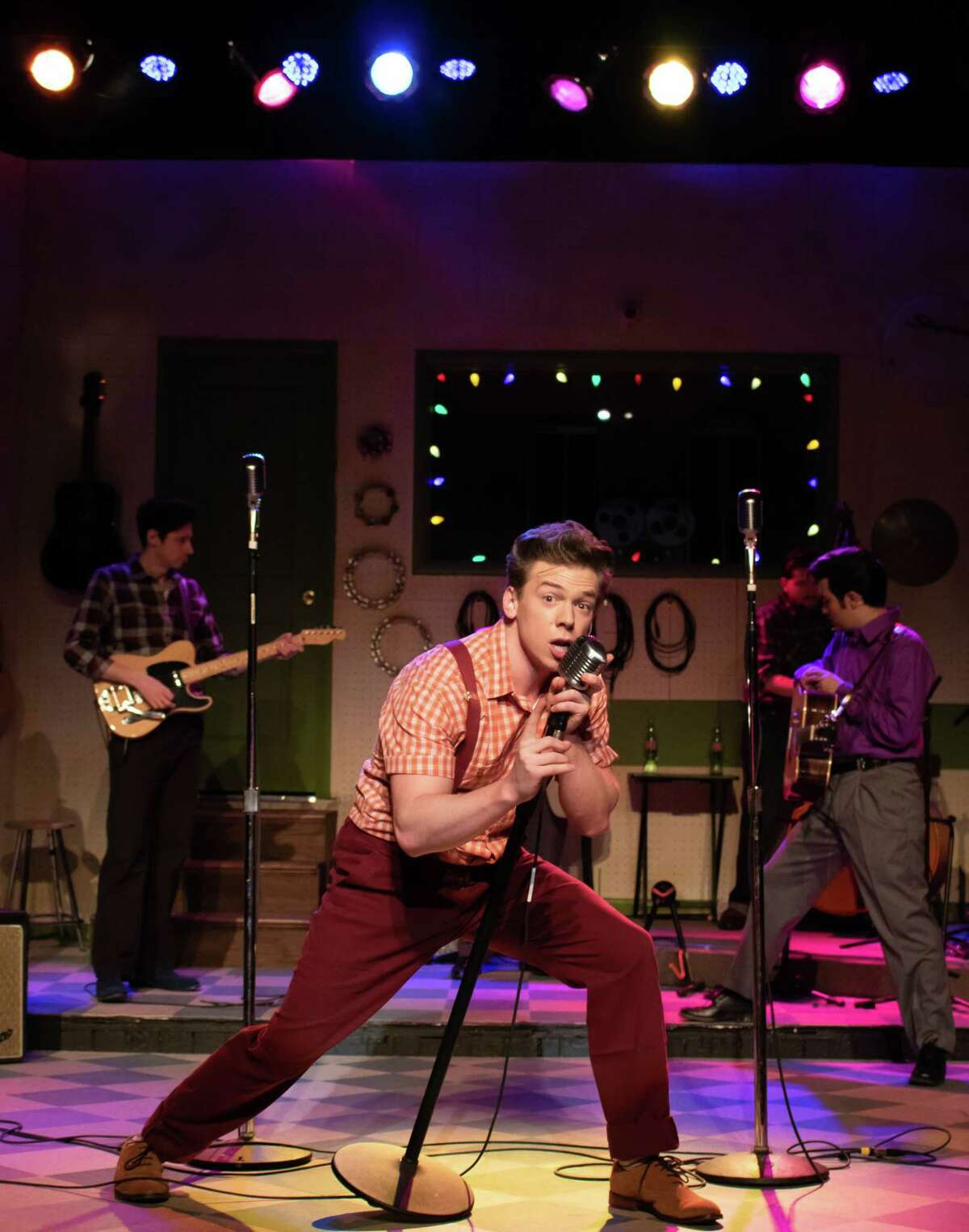 Jefferson McDonald as Jerry Lee Lewis in