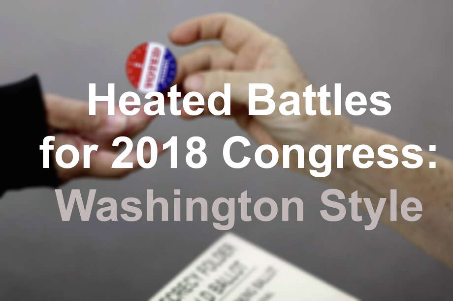 There are 11 races for Congress in Washington state this year. The 10 districts that represent Washington in the House, and one race to represent us in the Senate. Of the 10 house races, arguably three are competitive. While the Senate race between incumbent Maria Cantwell and challenger Susan Hutchison hasn't been a barn burner, it has raised some national attention. Click through for each candidate and the battles their waging. Photo: Getty Images / 2014 Getty Images