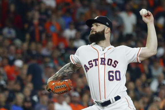 Lefty Dallas Keuchel , the 2015 AL Cy Young winner, was the lone Astros free agent to receive a qualifying offer from the club.