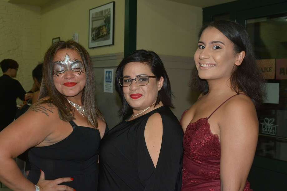 "The Bridgeport Neighborhood Trust (BNT) held its 6th Annual Masquerade Ball Fundraiser: ""Secret Agents, Mystery Women & International Spies"" on November 2, 2018. Guests enjoyed live music by G-Nice and Family Affair Band Ft. DJ Groove, food, drinks and more. The BNT provides development services that help Bridgeport's neighborhood's succeed. Were you SEEN? Photo: Vic Eng / Hearst Connecticut Media Group"