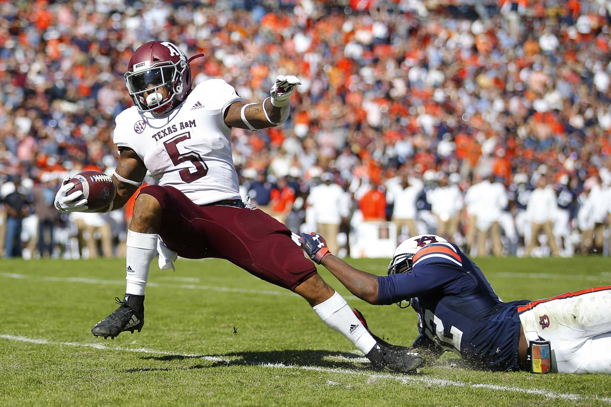Texas A&M's pro prospects continue Aggies trend of ... playing in bowl games