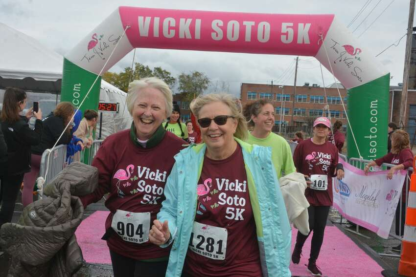 The annual Vicki Soto 5k was held in Stratford on November 3, 2018. Participants enjoyed family-friendly activities after the race. All proceeds benefit The Vicki Soto Memorial Fund, Inc. 501c(3) charitable organization. Were you SEEN?