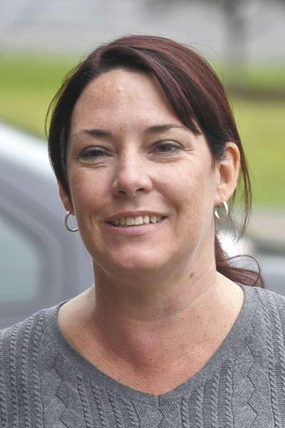 Former New Fairfield First Selectman Susan Chapman.