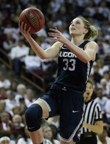 567a640d831  p UConn s Katie Lou Samuelson went from an overwhelmed freshman to being  one of