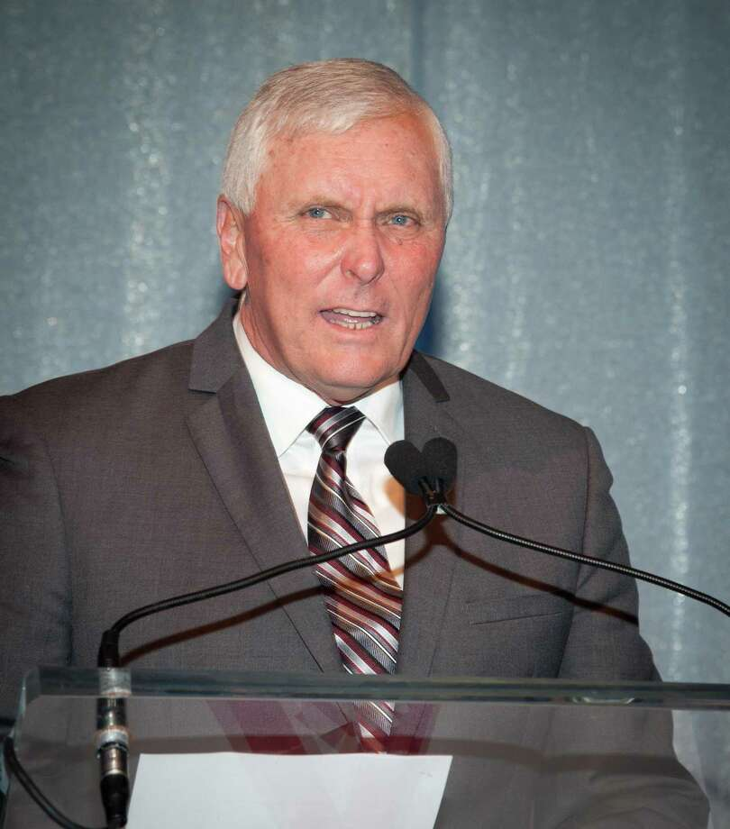 Bob Hurley, father of UConn basketbalk coach Dan Hurely. (Photo by Dave Kotinsky/Getty Images) Photo: Dave Kotinsky / Getty Images / 2011 Dave Kotinsky