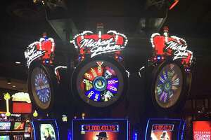 A Live Oak resident won the nearly $1.5 million jackpot — $1,493,619.22, to be exact — one a Michael Jackson machine at the Kickapoo Lucky Eagle Casino Hotel in Eagle Pass, the hotel announced.