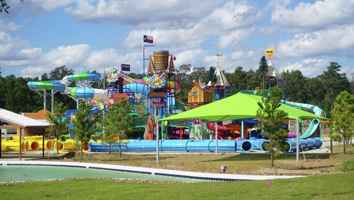 Big Rivers Waterpark will open on Memorial Day weekend through the end of the summer.
