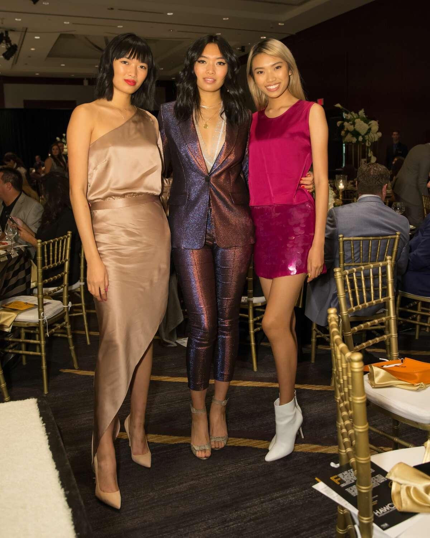 Chloe Nguyen, Lauren Nguyen, Anais Nguyen.