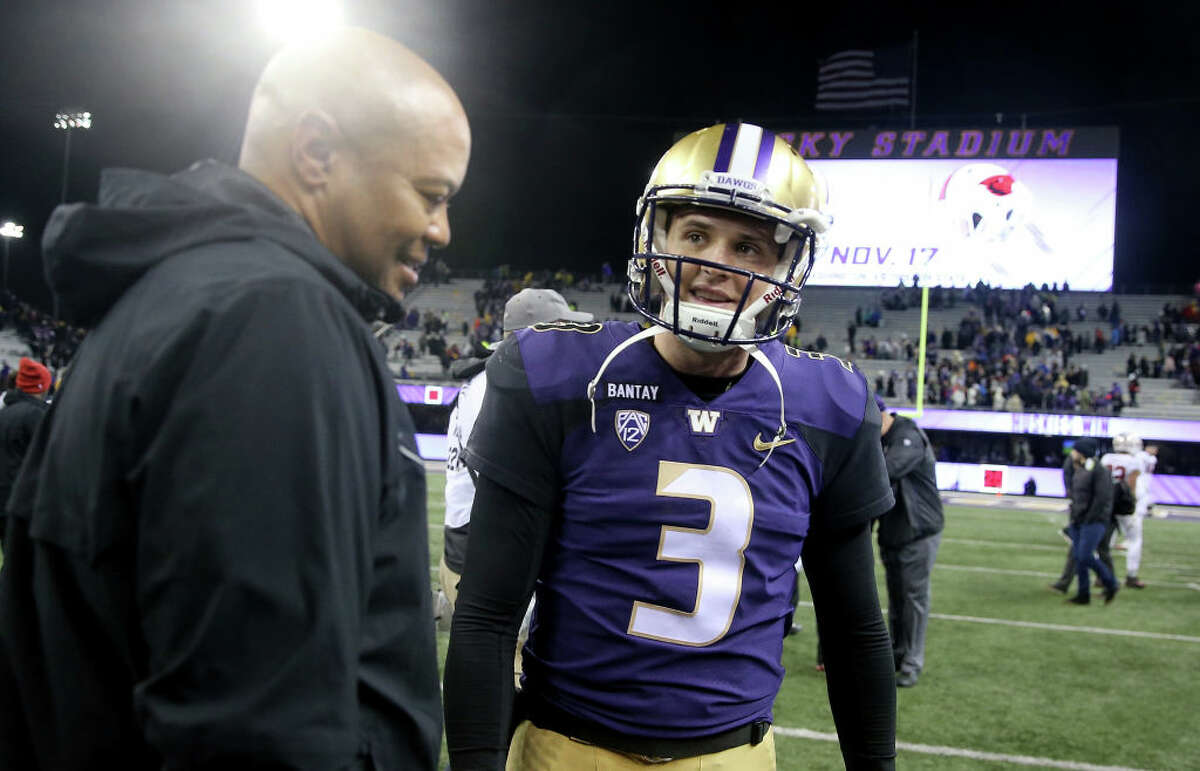 3. Jake Browning looked...better Revenge game it was not, but Browning looked much better against Stanford than he did against Cal. The senior completed 16/27 passes for 194 yards and one score - hardly world-beating, but effective enough to get the one. As noted earlier though, Myles Gaskin was the real spark for the offense, but Browning played a mistake-free game. A week after getting benched, sometimes that's good enough.
