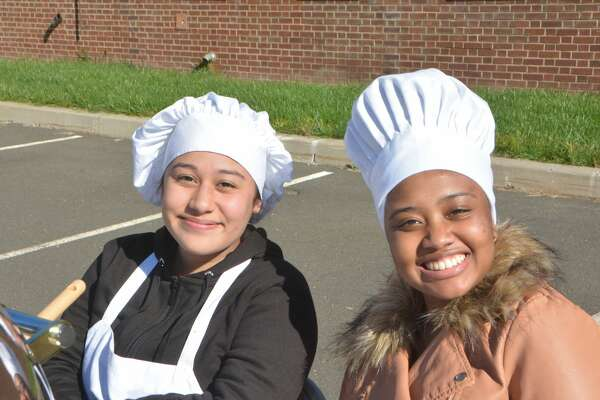 The 11th Annual Stamford Charity Chili Cookoff was held atJ.M. Wright Technical High Schoolin Stamford on November 4, 2018. Guests sampled local chili to benefitthe Food Bank of Lower Fairfield County. Were you SEEN?