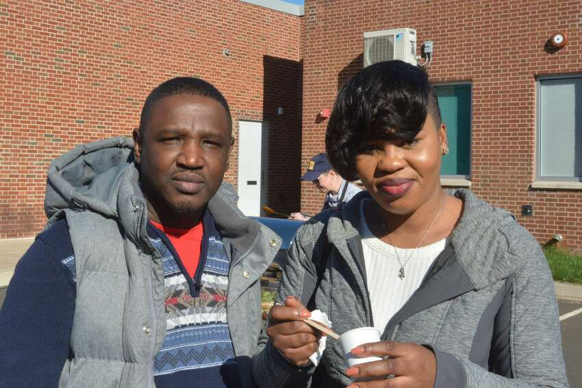 The 11th Annual Stamford Charity Chili Cookoff was held at J.M. Wright Technical High School in Stamford on November 4, 2018. Guests sampled local chili to benefit the Food Bank of Lower Fairfield County. Were you SEEN?