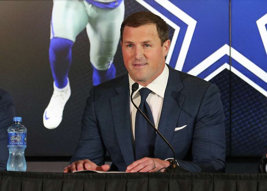 d2600b30b Jason Witten was not in Pro Bowl form for his Pro Bowl telecast - SFGate