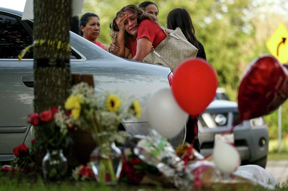The Katy community was rocked when two teen daughters were found shot to death inside their home alongside their father in a possible murder-suicide. The teens went to Mayde Creek High School and authorities said their deaths were likely linked to domestic violence. Photo: Michael Ciaglo, Staff Photographer / Michael Ciaglo
