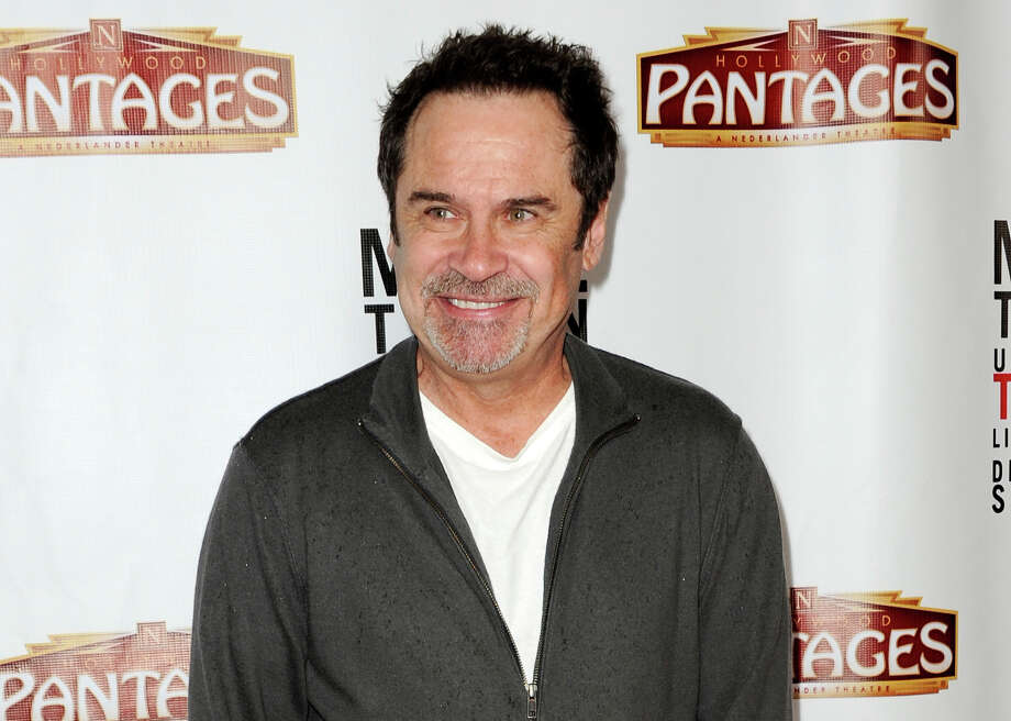 """FILE - In this March 8, 2013 file photo, comedian and former """"Saturday Night Live"""" cast member Dennis Miller arrives at the premiere of """"Mike Tyson: Undisputed Truth"""" in Los Angeles. Miller's new standup special, """"Fake News _ Real Jokes,"""" debuts online Tuesday, Nov. 6. (Photo by Richard Shotwell/Invision/AP, File) Photo: Richard Shotwell / Invision"""
