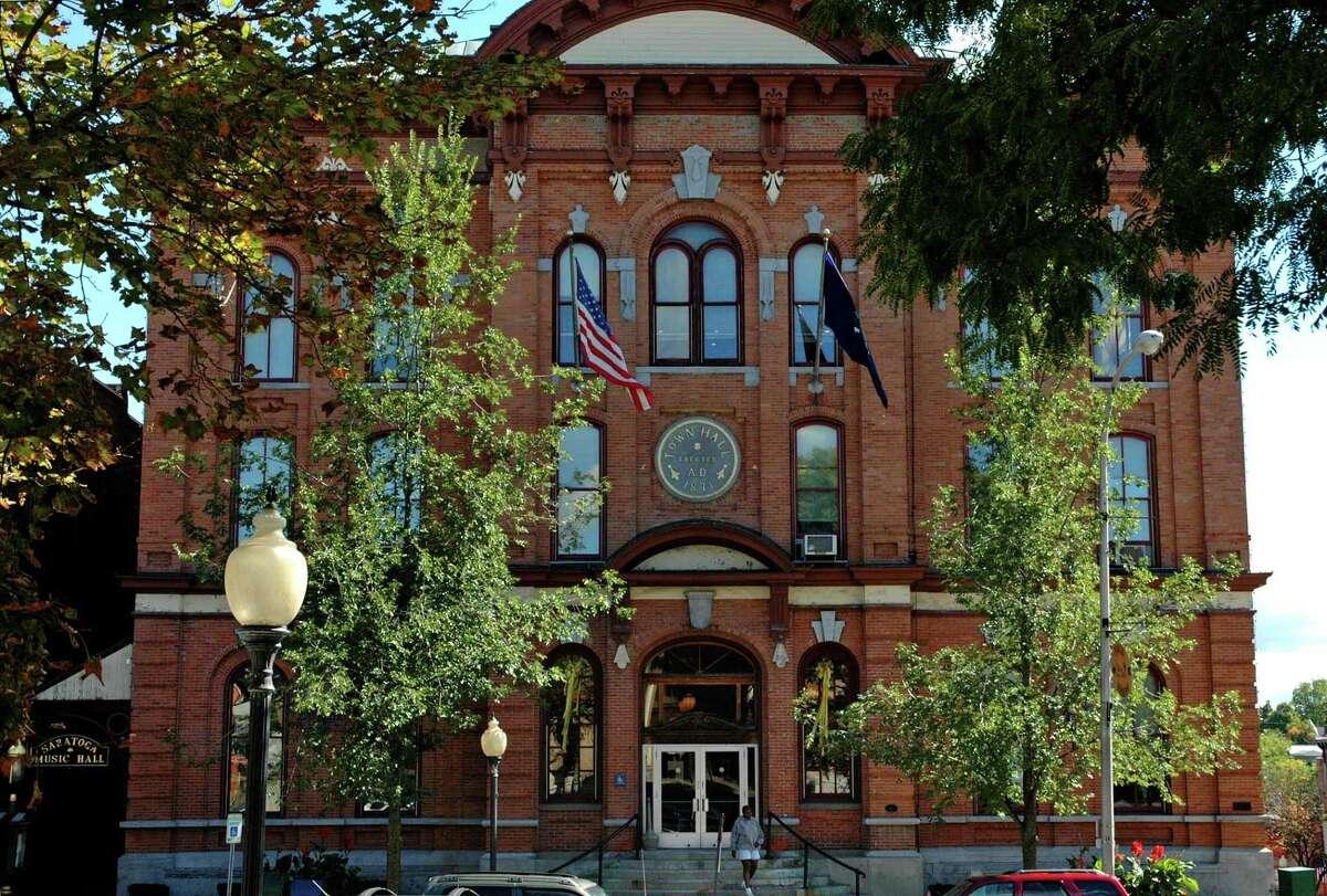 Saratoga Springs City Hall