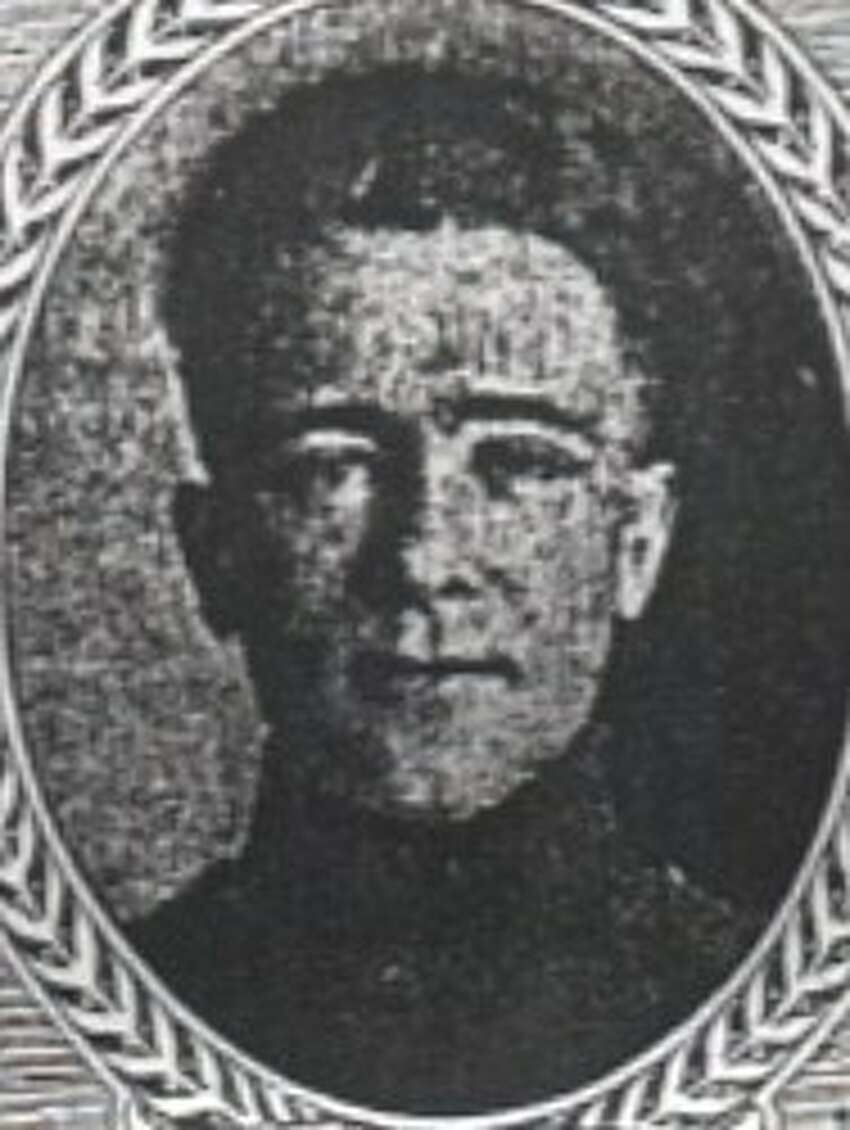 Parker Dunn was killed in action during World War I and is buried in St. Agnes Cemetery in Menands. (Cathedral of the Immaculate Conception)