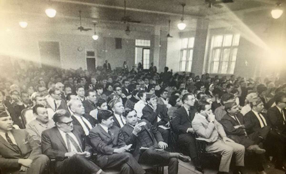 The U.S. Commission on Civil Rights had a harings in 1968 at Our Lady of the Lake College to consider Mexican American civil rights. Fifty years later, it's time to examine progress, or lack thereof.