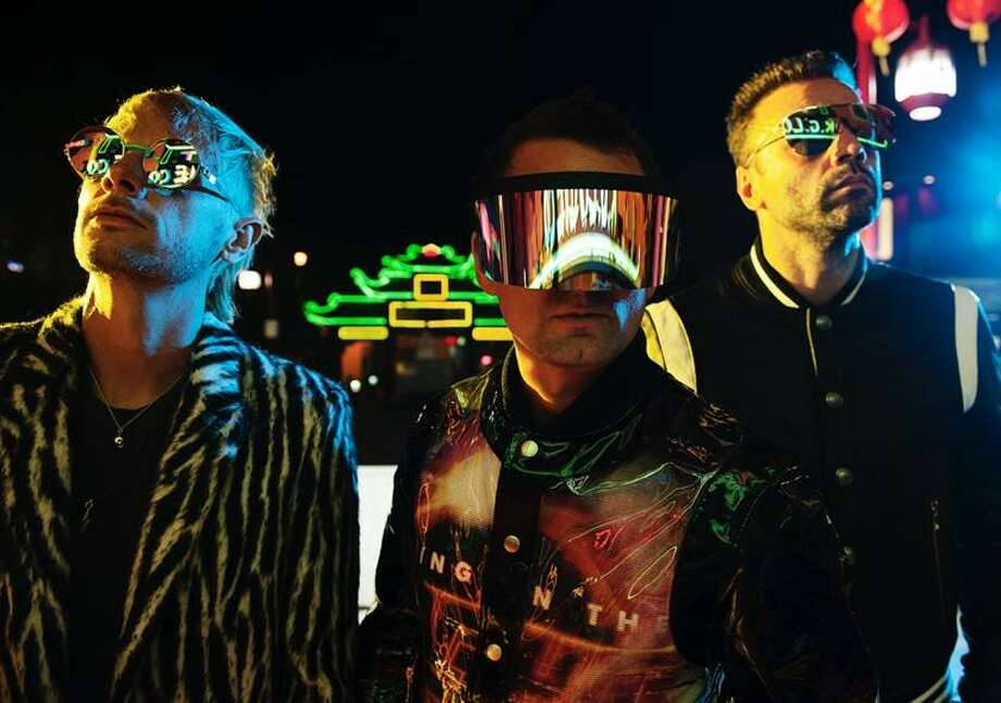 English rock band Muse. Photo: Courtesy