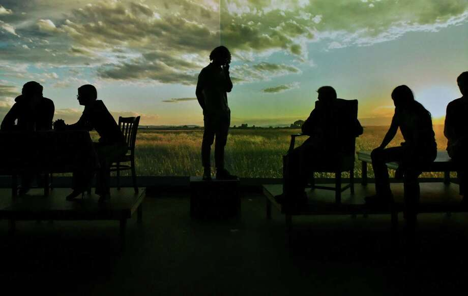 """""""The Laramie Project: Ten Years Later"""" will be presented at Wooster School Theater in Danbury, Nov. 16 and 17. Photo: Christopher Priedemann / Contributed Photo"""