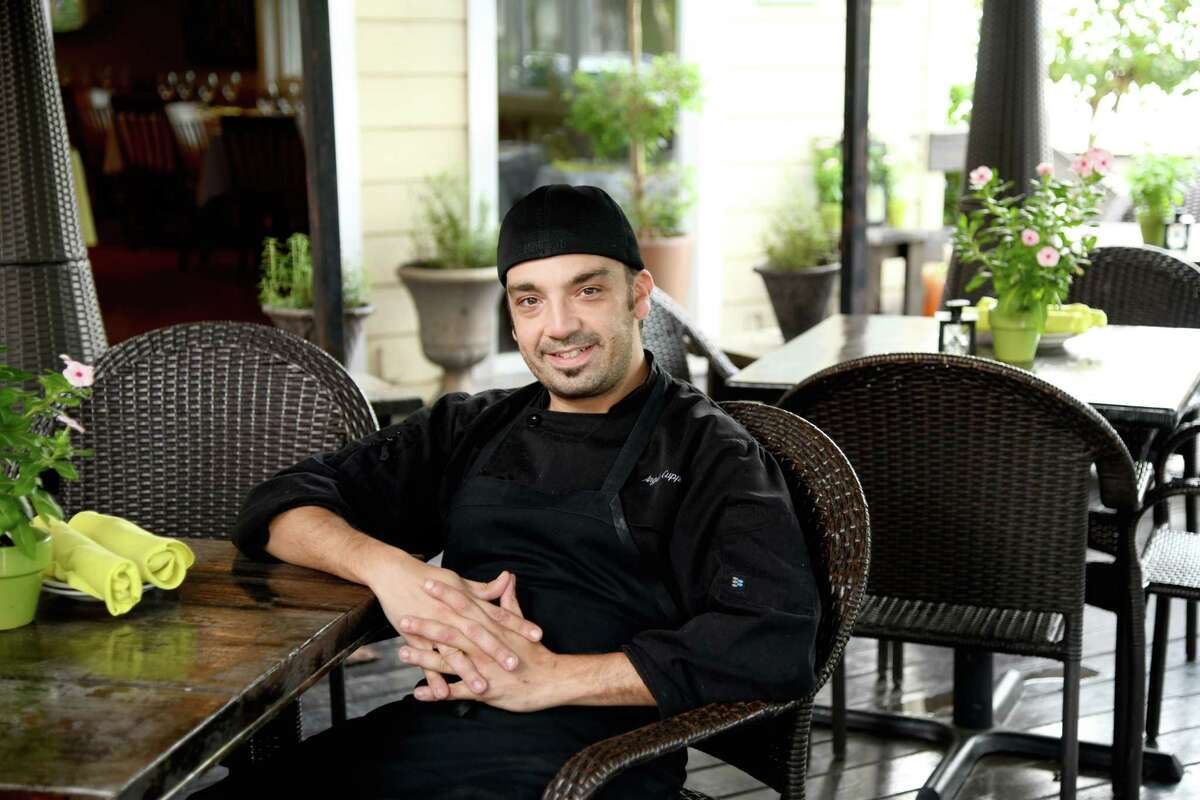 Angelo Cuppone is the new executive chef at Sud Italia in Rice Village.