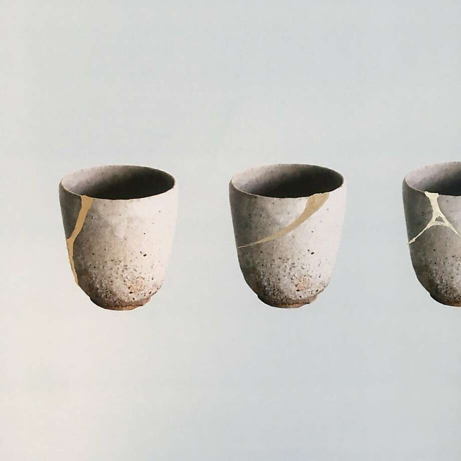 Kintsugi, a Japanese art in which repair is honored. Photo: The Workshop Residence