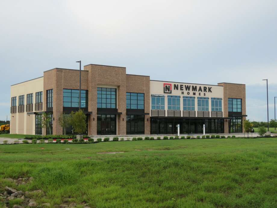 Newmark Homes will soon move to a new headquarters located in Katy. Newmark employees will occupy the second floor of the company-owned building. The Newmark Design Studio also will be on the second floor. The first floor is available for lease. Photo: Newmark Homes