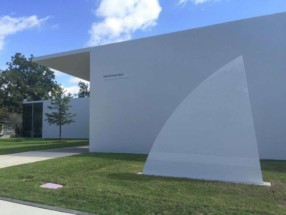 The Menil Drawing Institute, a part of the Menil campus, opened to the public on Nov. 3. Photo: Rebecca Hazen