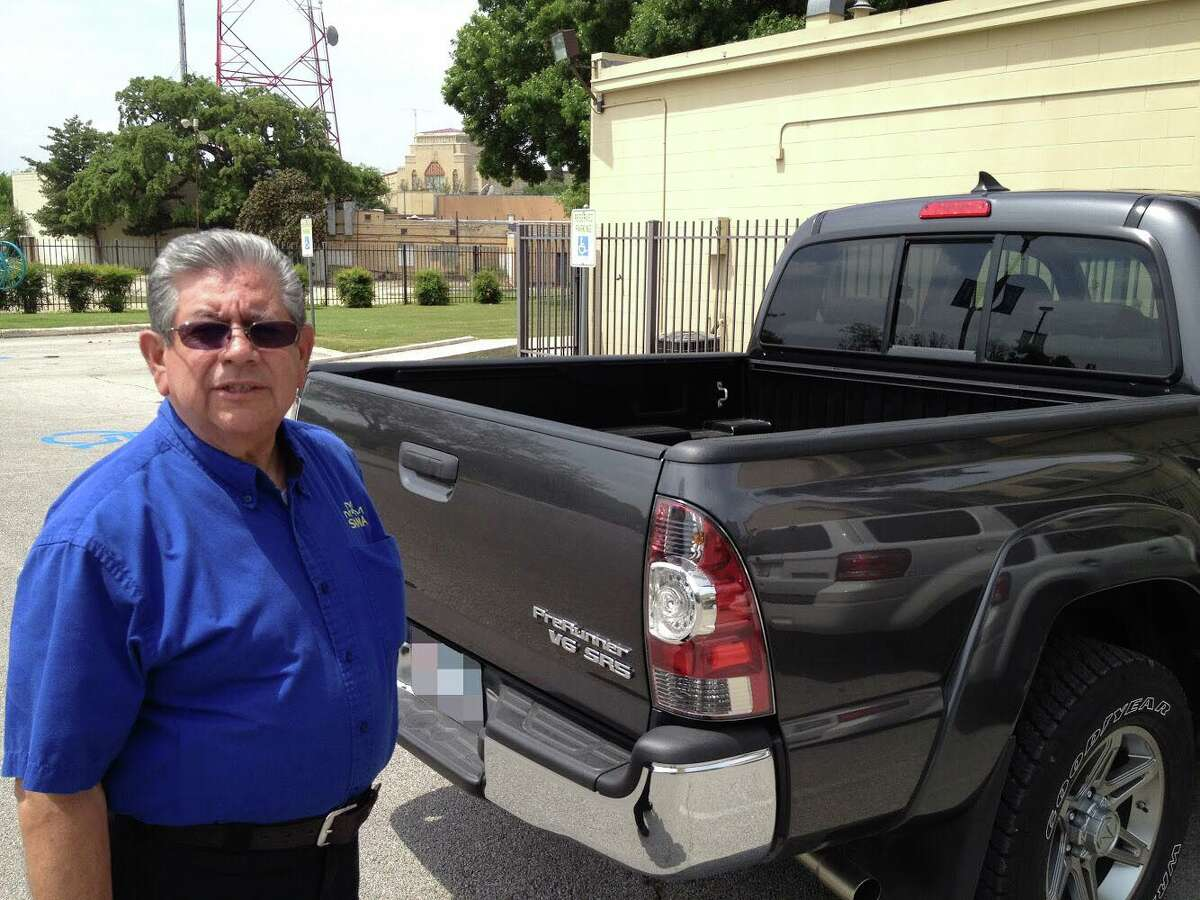 Robert Esparza, 68, was killed on Oct. 15 in his home during an apparent robbery.