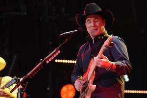 Singer-songwriter Clint Black performs onstage during 2016 CMA Festival - Day 2 at Nissan Stadium on June 10, 2016 in Nashville, Tenn.