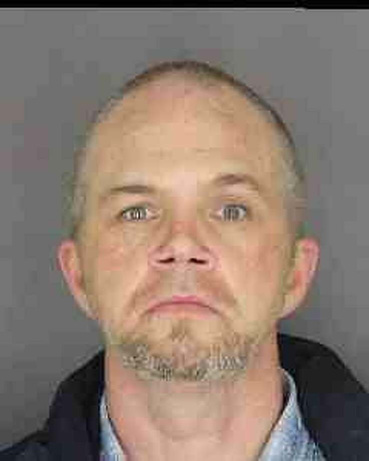 Stephen Ouimet of Saratoga Springs Photo: Saratoga County Sheriff's Office