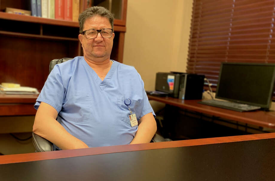 Dr. Ilhan Yildiz, who has practiced medicine in Plainview for 26 years, is leaving for New Mexico. Photo: Courtesy Photo/Covenant Health Plainview